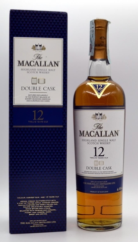 Macallan Single Malt Double Cask 12 Years Old 40%, 700ml