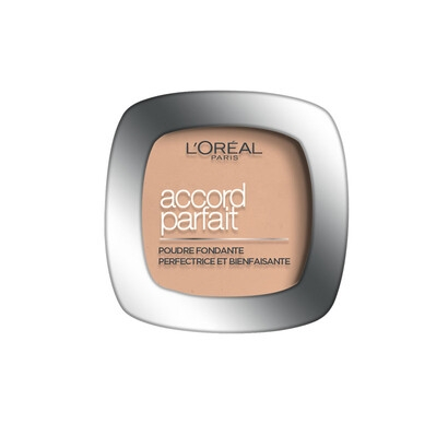 Phấn nền L'Oreal accord parfait 1R/1C Rose Ivory