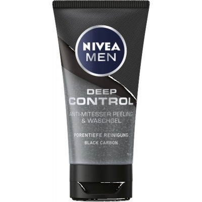 Gel rửa mặt Nivea Men, 75ml