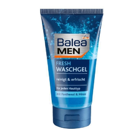 Gel rửa mặt Balea MEN Fresh