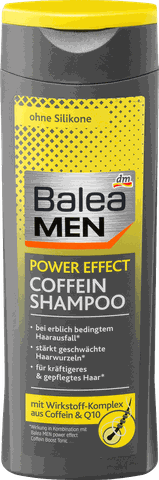 Dầu gội Balea men Shampoo Coffein Power Effect 250 ml