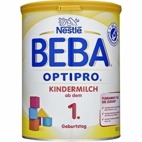 BEBA OPTIPRO Kindermilch 1+, 800g