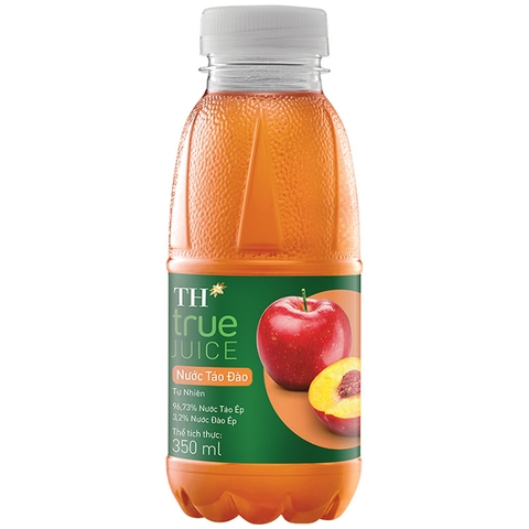TH Juice Táo 350ml (24)