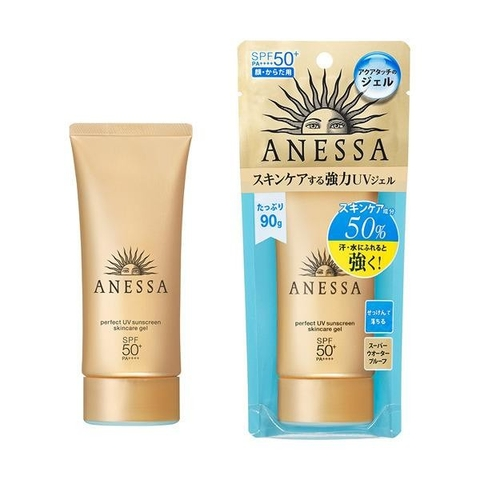 KCN Anessa Perfect UV SPF50+, PA++++ 90g