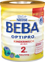 Sữa Nestle BEBA OptiPro  Kindermilch 2