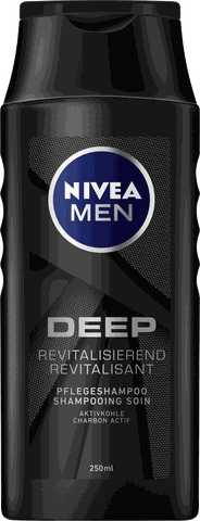 Dầu gội Nivea men Shampoo Deep 250ml