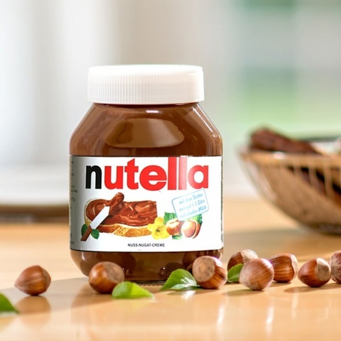 Nutella hạt phỉ phết cacao 200g
