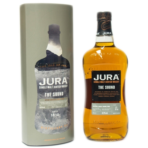 Jura The Sound Single Malt 1L