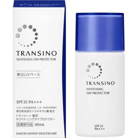 KCN Transcino Whitening Day Protector, 40ml