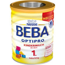 Sữa Nestle BEBA OptiPro  Kindermilch 1, 800g