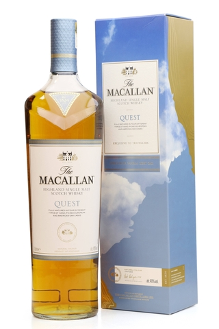 Macallan Single Malt Quest 40%, 1L
