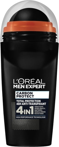 Lăn nách Men Expert Anti-Transpirant Roll-On Carbon Protect
