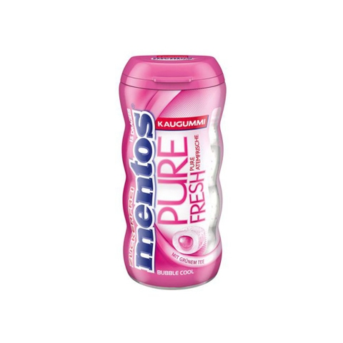 Mentos gum pure fresh Bubble cool