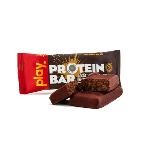 Play Protein Bar Cocoa Double 10%