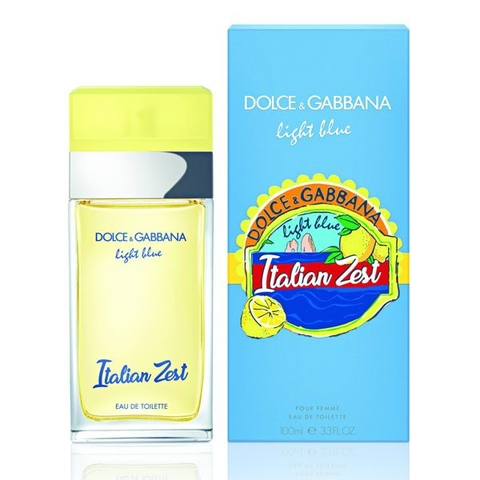 Nước hoa Dolce&Gabbana Light Blue Italian Zest Toilette 100ml