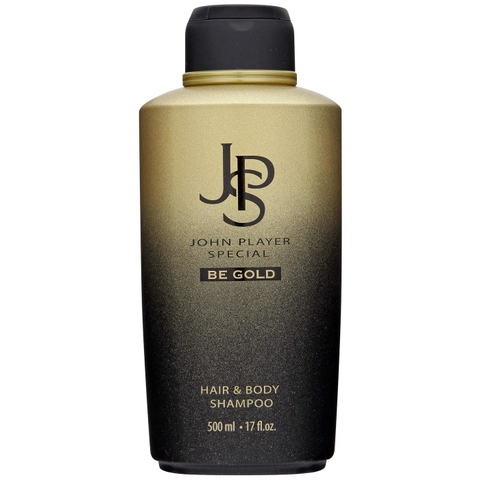 Sữa tắm nam JSP be Gold 500ml