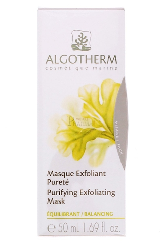 Algotherm Purifying Exfoliating Mask