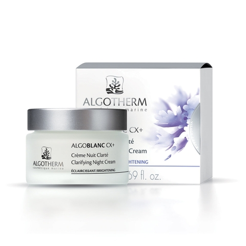 Algotherm Clarifying Night Cream