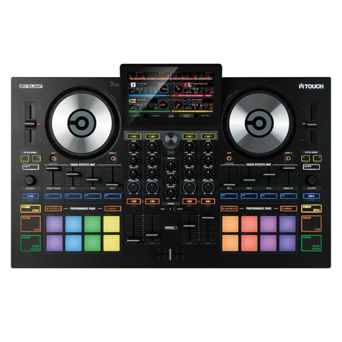 Reloop Touch 4-channel DJ Controller