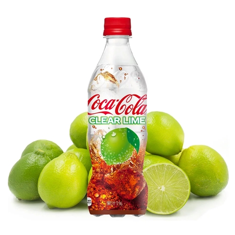 Coca Cola Chanh 100ml