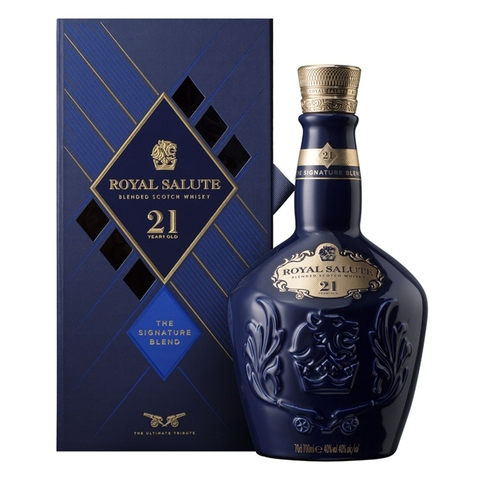 Rượu Royal Salute 21 Year Old 700ml