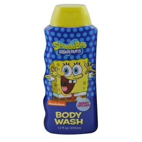 Sữa Tắm Gội Spongebob Square Pants 2 in 1 355ml