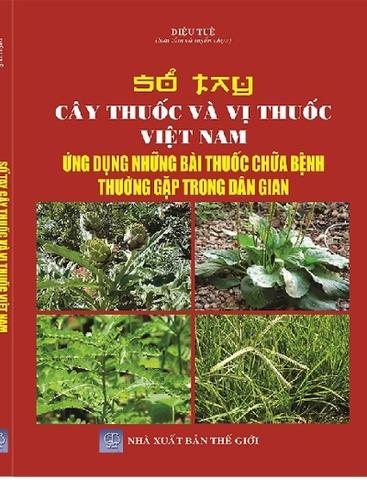 Số tay Cây thuốc và vị thuốc Việt Nam