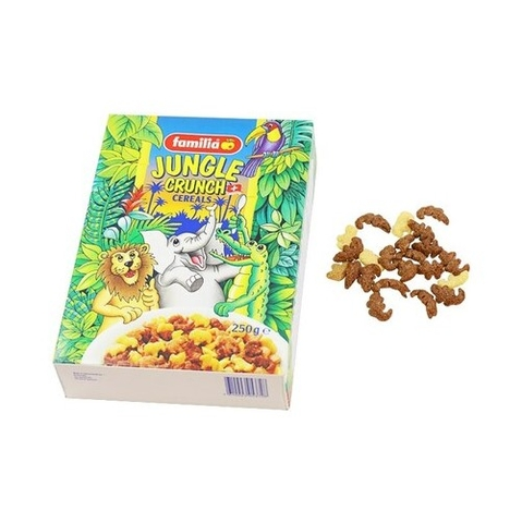 Ngũ cốc Jungle Crunch Familia