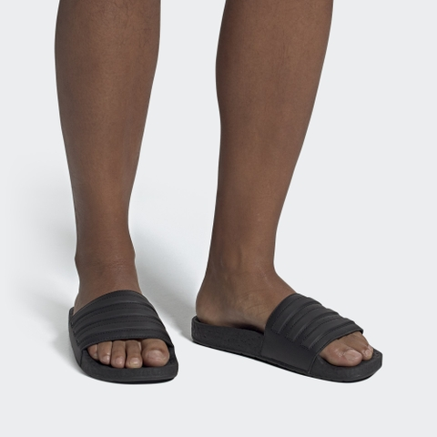 DÉP ADIDAS ADILETTE BOOST SLIDES ALL BLACK