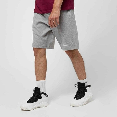 QUẦN SHORT CHAMPION LIGHT GREY