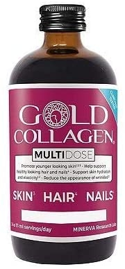 Collagen dạng nước Gold Collagen Multi Dose chai 515ml