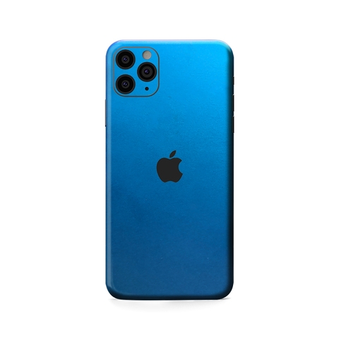 Skin Xanh Oracal Đổi Màu IPhone Pro | Pro Max (Matte Turquoise Lavender)