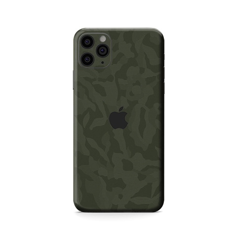Skin Camo Xanh IPhone Pro | IPhone Pro Max