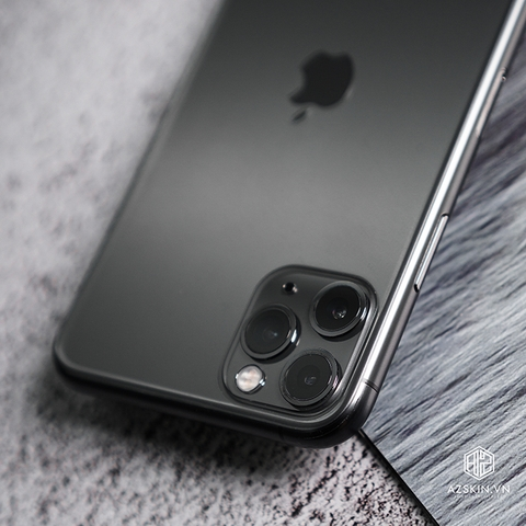 Dán Film PPF Nhám IPhone Pro | IPhone Pro Max 2019 - Paint Protection Film (MPPF)