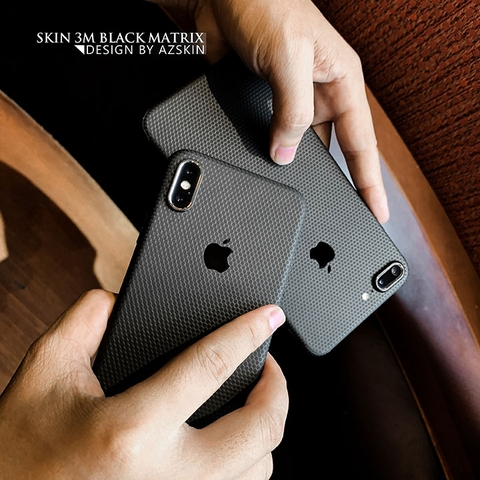 Dán Skin Matrix Black IPhone Pro | IPhone Pro Max