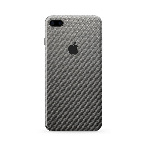Miếng Dán IPhone 7 Plus | Iphone 8 Plus | Cacbon Grey - CFS201