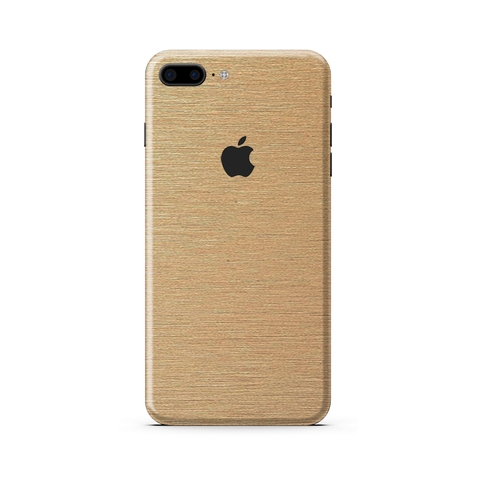 Miếng Dán  IPhone 7 Plus | Iphone 8 Plus | Gold Xước SW-933