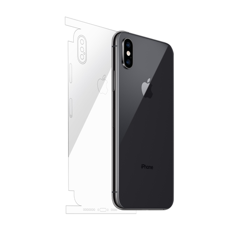 Dán PPF IPhone XS MAX | Dán Full Body Bóng Nano IPhone
