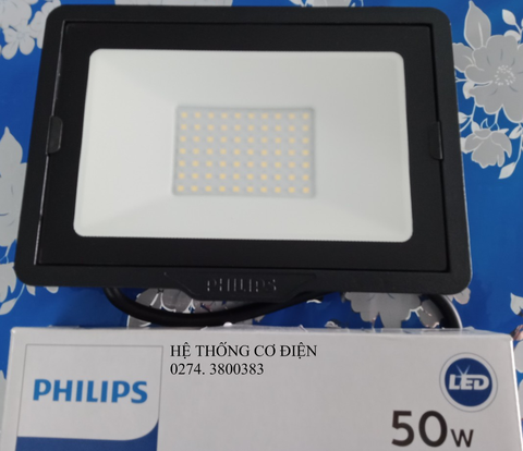 Đèn Pha Led BVP150 LED42 50W  Philips