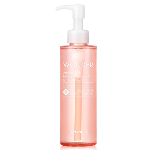 WONDER APRICOT DEEP CLEANSING OIL