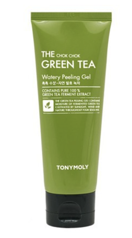 GREEN TEA WATERY PEELING GEL TONYMOLY
