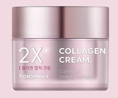 2X Collagen Capture Cream Tonymoly