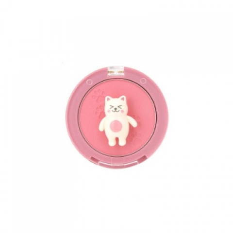 PHẤN MÁ BLING CAT POWDER CHEEK 02 PINK MOMENT TONYMOLY