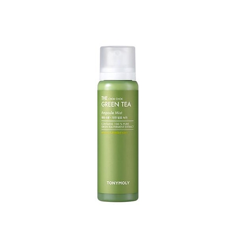 THE CHOK CHOK GREEN TEA AMPOULE MIST TONYMOLY