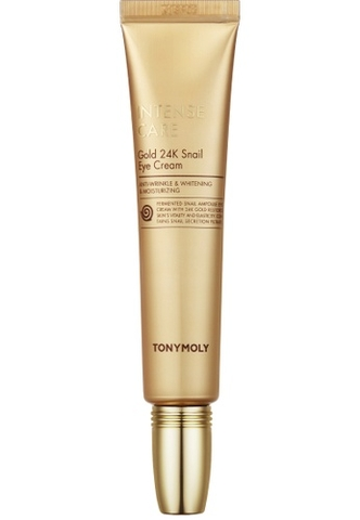 INTENSE CARE GOLD 24K SNAIL EYE CREAM3