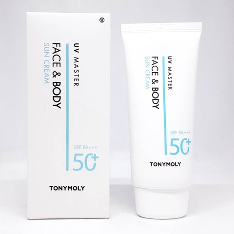 UV MASTER FACE & BODY SUN CREAM