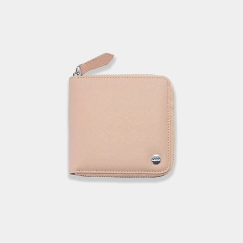 THE FEMI - ZIPPY SQUARE WALLET