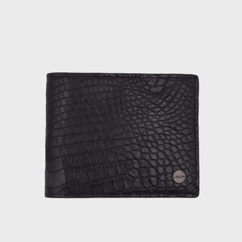 BIFOLD WALLET - CROCODILE