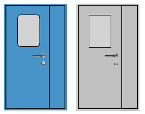 how-to-choose-the-right-doors-for-cleanroom