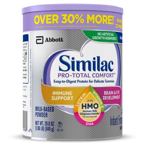 Similac Pro Total Comfort 845g